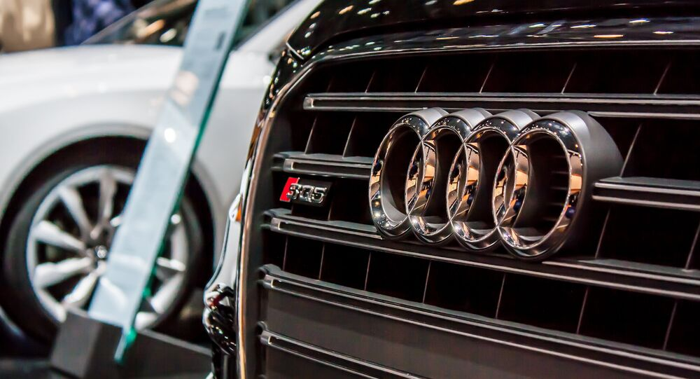 A top Los Angeles County Sheriff's official is under fire after buying a stolen Audi last year for $3,000 from the owner of a towing company that works with his office.