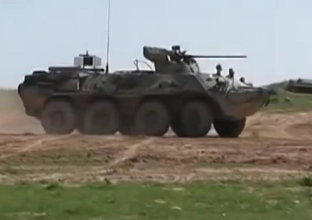 BTR-82AM