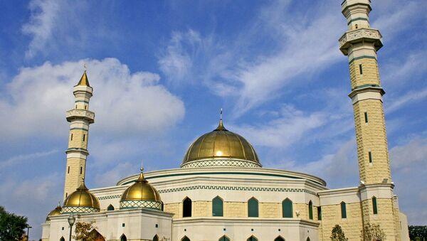 A mosque in Dearborn, Michigan - Sputnik International