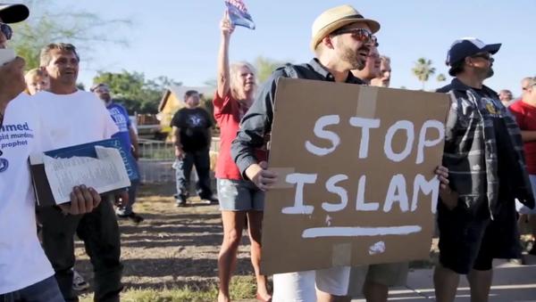 Potentially Armed Demonstrators to Rally Against Islam - Sputnik International