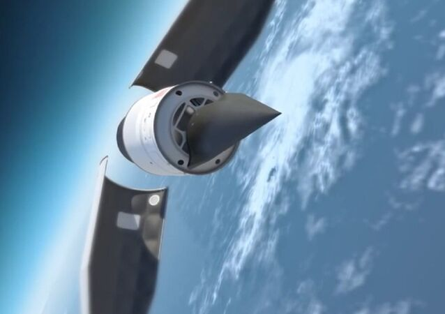 U.S. Army's Hypersonic Weapon