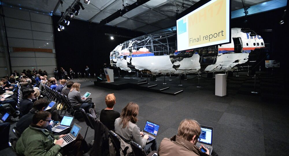 With Dutch prosecutors set to publish the second part of their probe into the July 17, 2014 crash of Malaysia Airlines Flight MH17 in east Ukraine on September 28, a team of Russian volunteers and bloggers have come up with additional facts breaking down the lies and half-truths about that tragedy