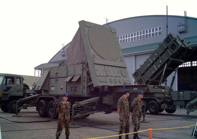 MIM-104 Patriot Radar unit