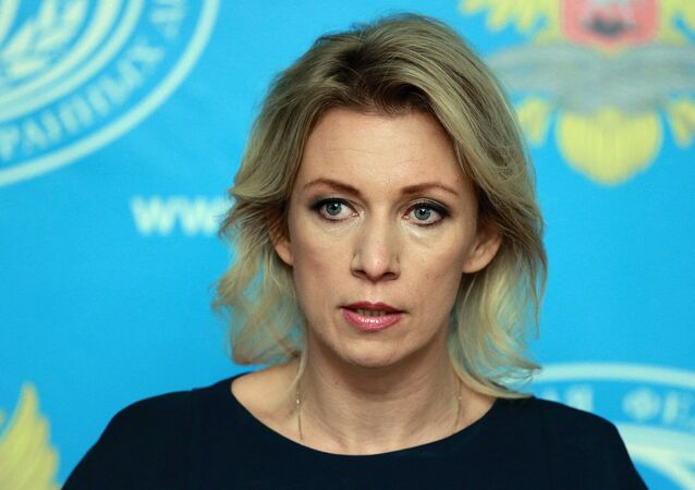Briefing with Fireign Ministry's spokesperson Maria Zakharova