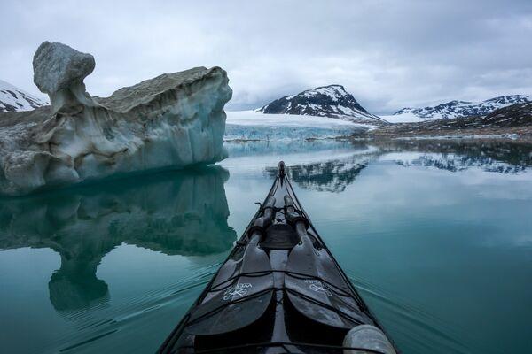 Styggevatnet, Norway - Sputnik International