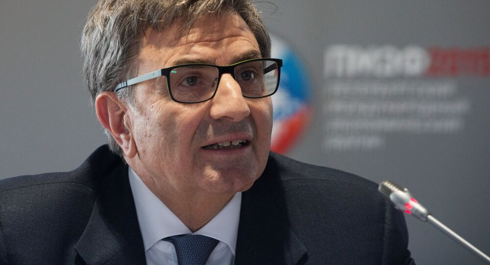 Antonio Fallico, Chairman, Board of Directors, Banca Intesa