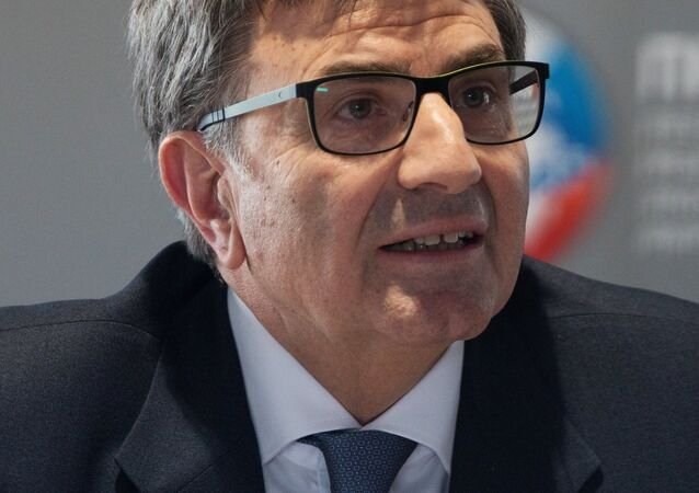 Antonio Fallico, Chairman, Board of Directors, Banca Intesa