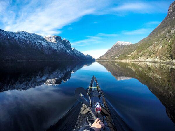 Tysdalsvatnet, Norway - Sputnik International