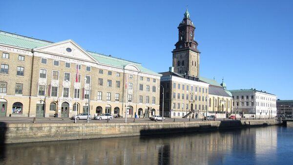 Gothenburg, Sweden - Sputnik International
