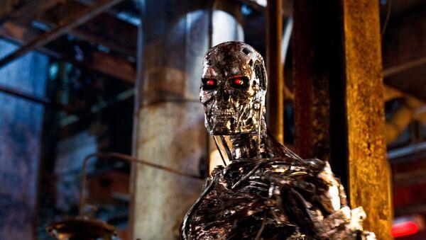 Still from Terminator Salvation: The Future Begins. - Sputnik International