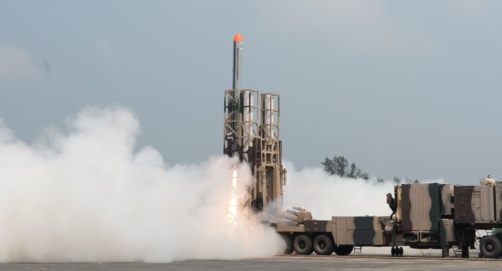 Nirbhay Missile Launch