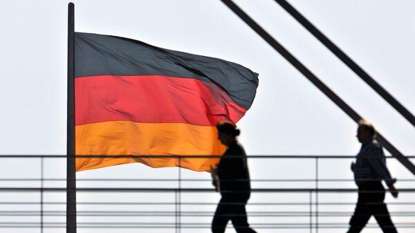 German National flag. (File) - Sputnik International