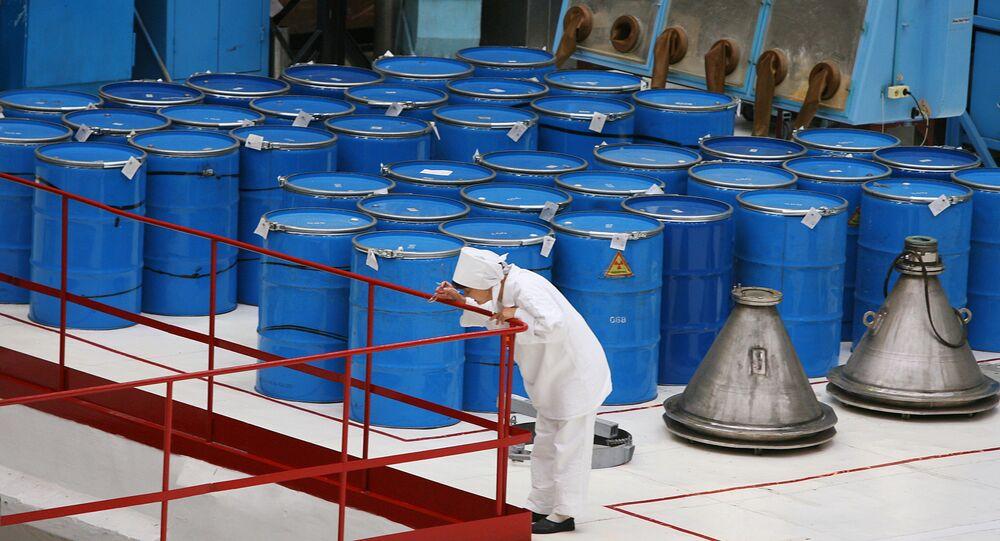 Uranium dioxide fuel pellet starting material