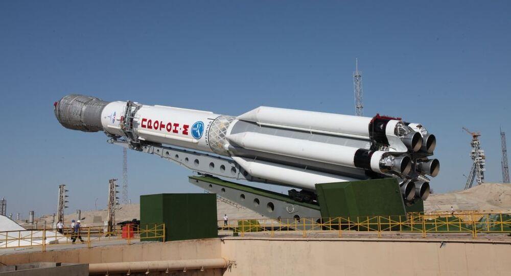 Protom-M rocket