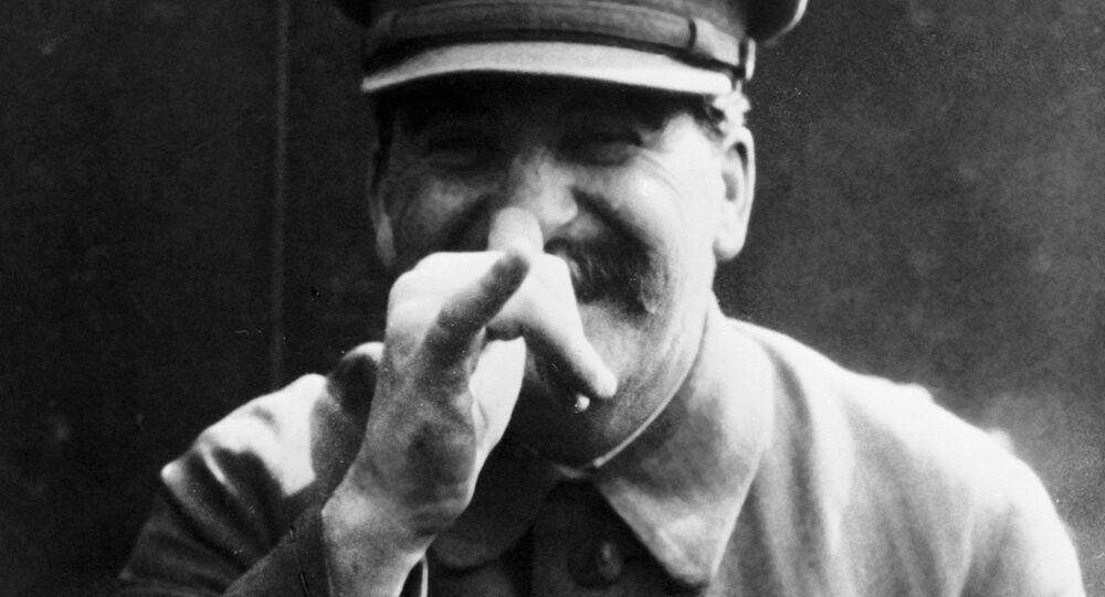 Josef Stalin. (File)