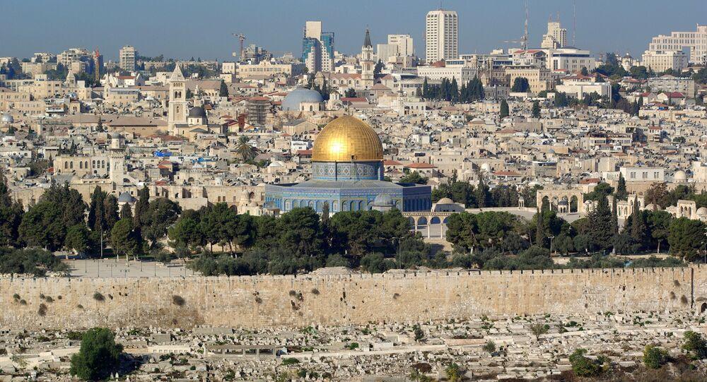 Eastern Jerusalem