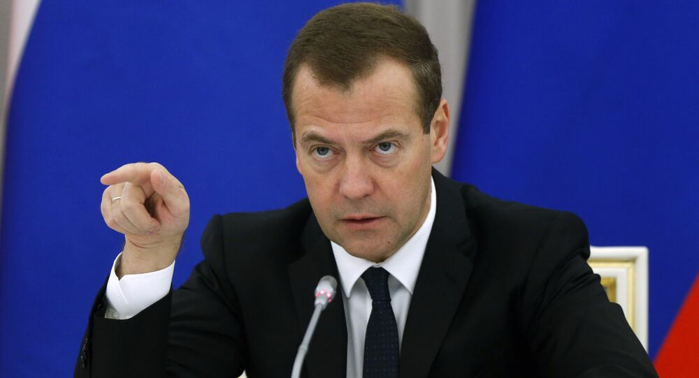 Russian Prime Minister Dmitry Medvedev chairs 29th meeting of Consultative Council on Foreign Investment in Russia