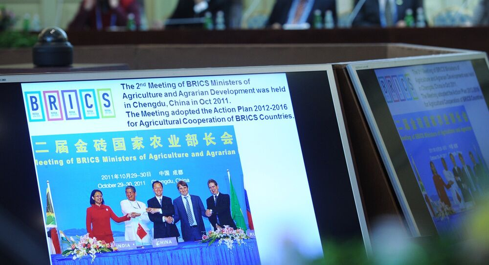 Meeting of the BRICS Agriculture and Agrarian Development Ministers