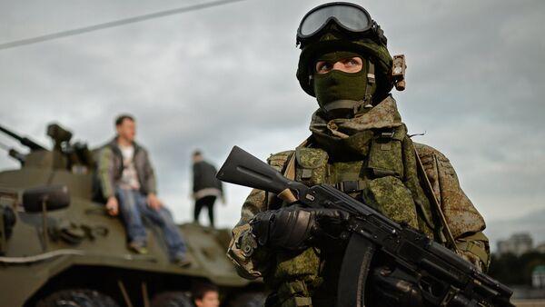 The Russian army's Ratnik uniform kit - Sputnik International