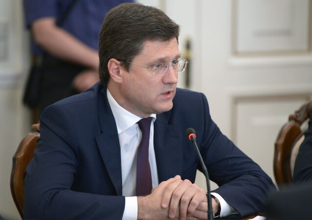 Alexander Novak, Energy Minister of the Russian Federation