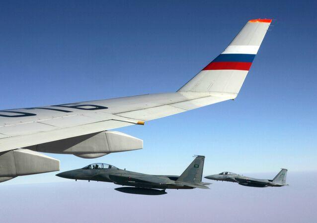 President Vladimir Putin's jet