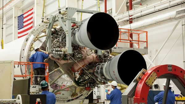 RD-181 engines - Sputnik International