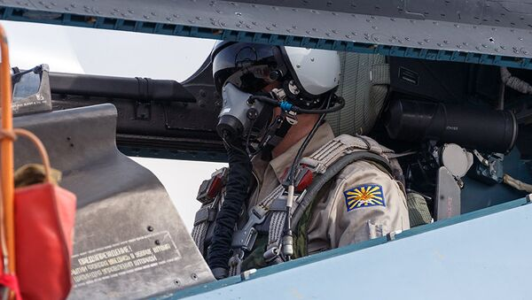 Russian Warplanes in Syria Ready to Take Off to Smash ISIL - Sputnik International