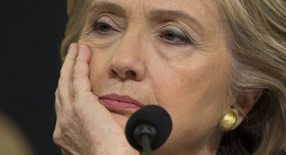 Communications between the US National Security Agency (NSA) and then-Secretary of State Hillary Clinton show she repeatedly tried to obtain unsecure devices for use in government business, according to emails released by the US Department of State.