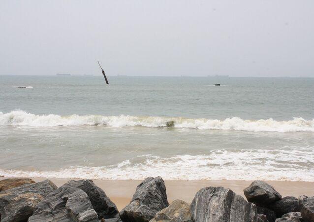 Nigeria  coast