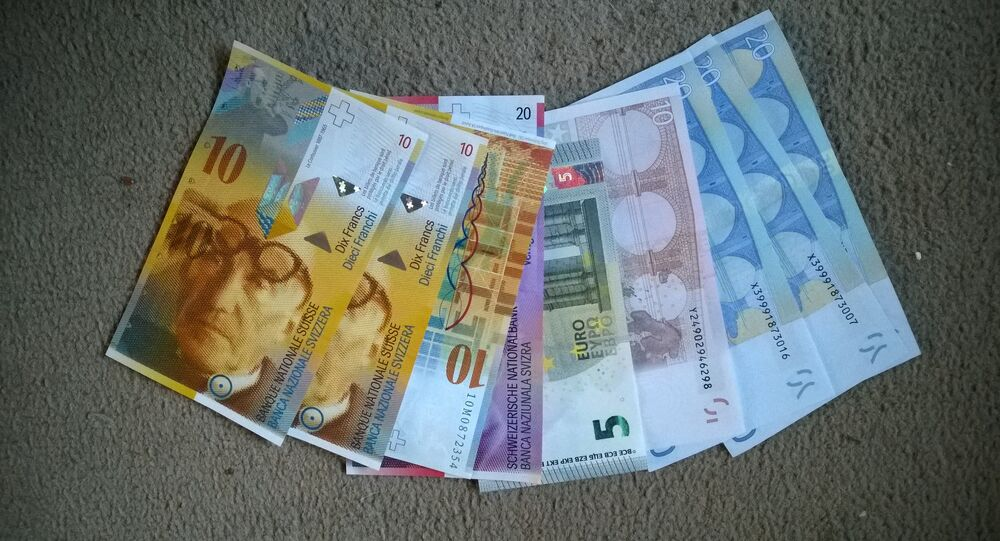Swiss Francs and Euros