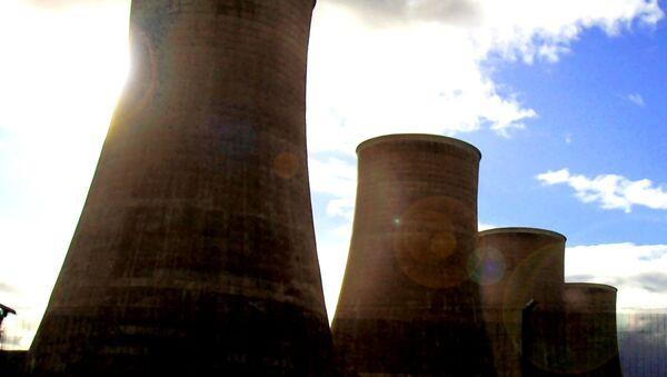 Nuclear power plant - Sputnik International
