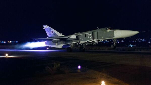 Su-24M - Sputnik International