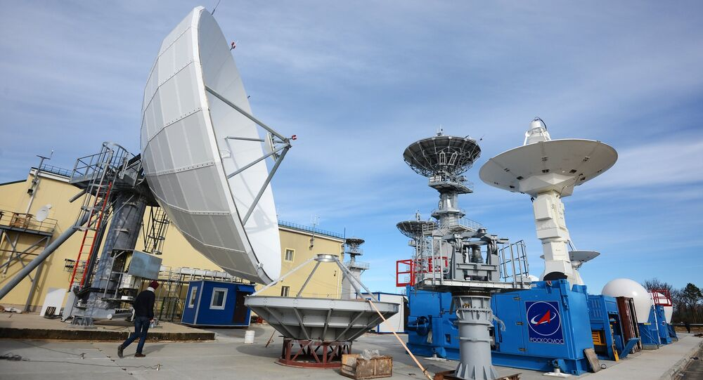 Measuring devices at the Vostochny Cosmodrone in the Amur Region