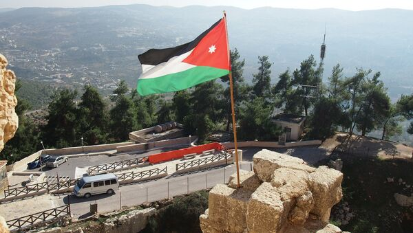 Jordan Flag - Sputnik International