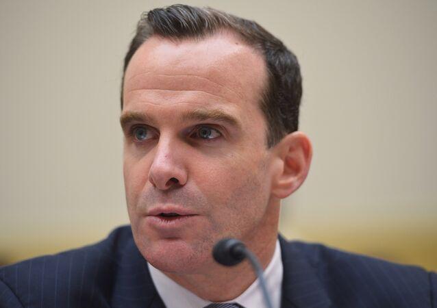 US Deputy Assistant Secretary of State for Iraq and Iran in the Bureau of Near Eastern Affairs Brett McGurk