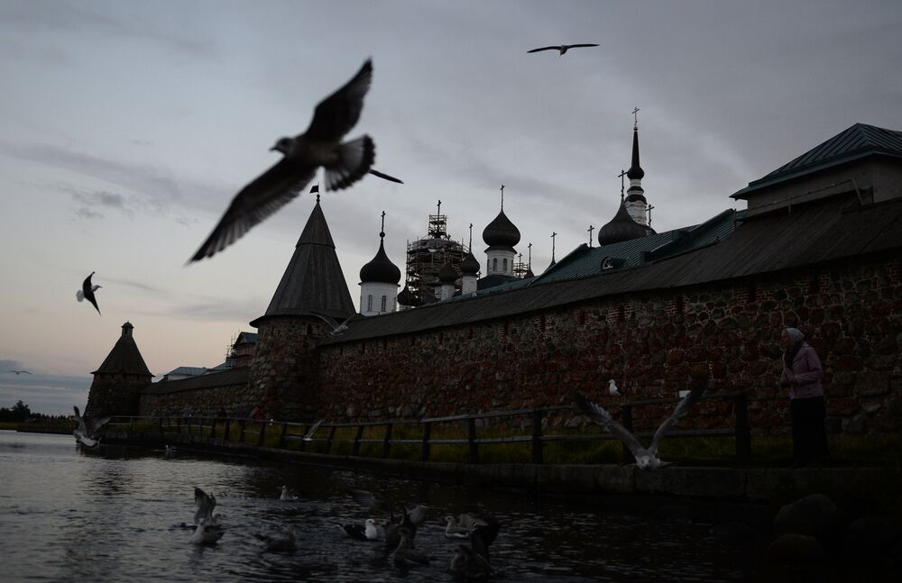 Solovki Archipelago: Christian Holy Site and Soviet Prison