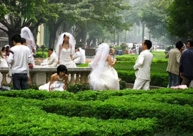 China wedding