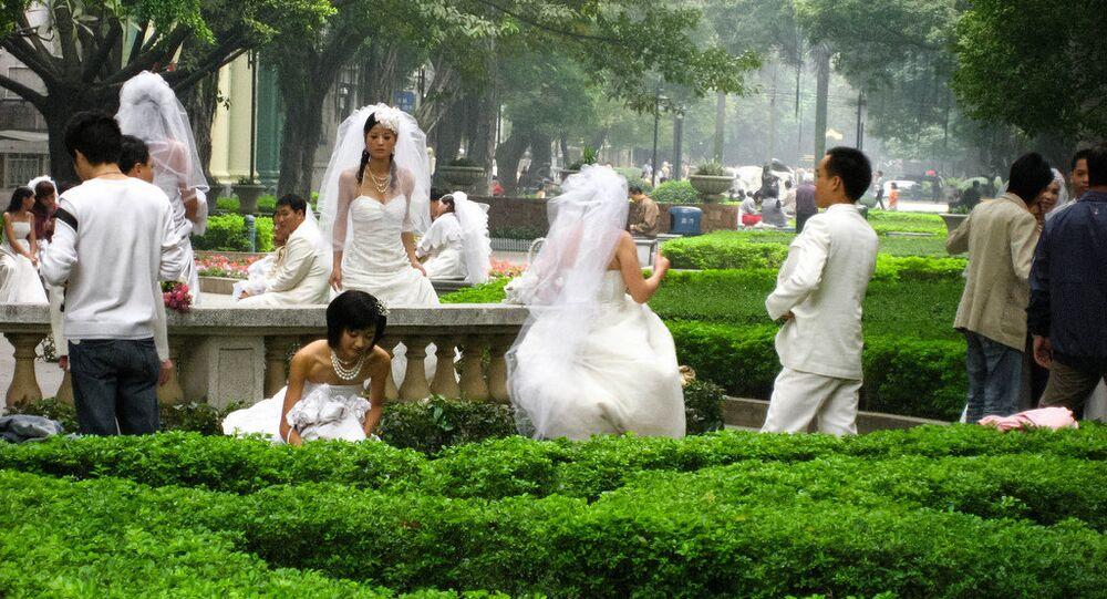 China wedding