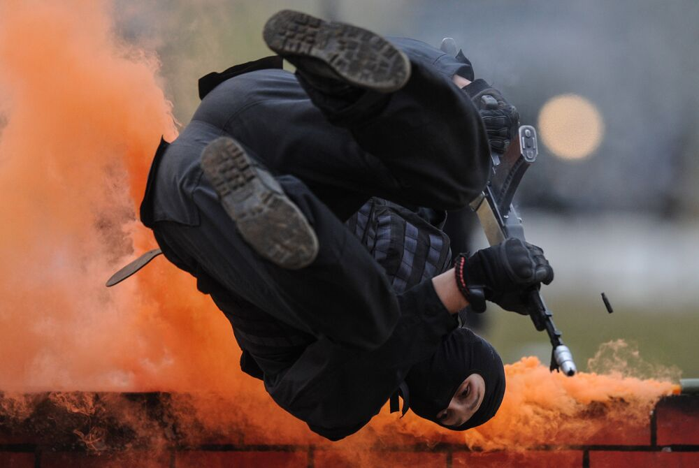 Russian Spetsnaz: Ultimate Superhumans on Guard of Peace