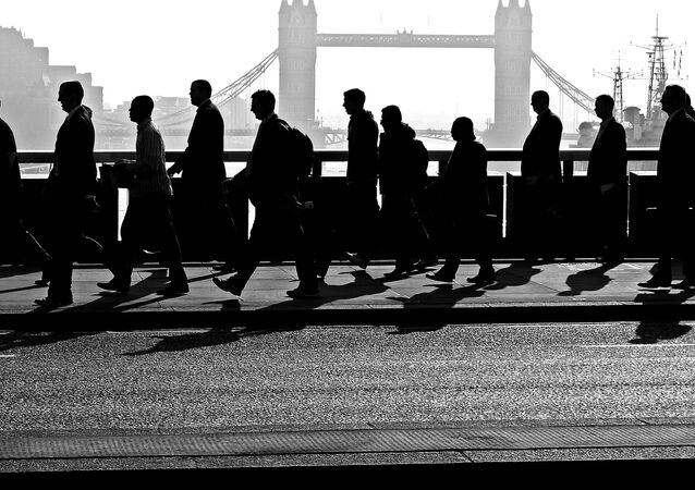 Businessmen, London