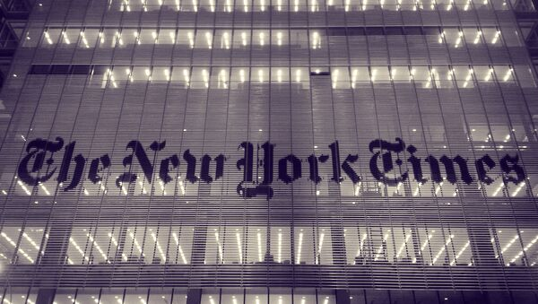 The New York Times - Sputnik International