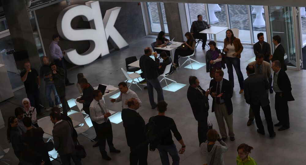 Hypercube opens in Skolkovo Innovation City