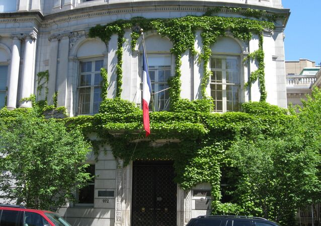 French Embassy in New York