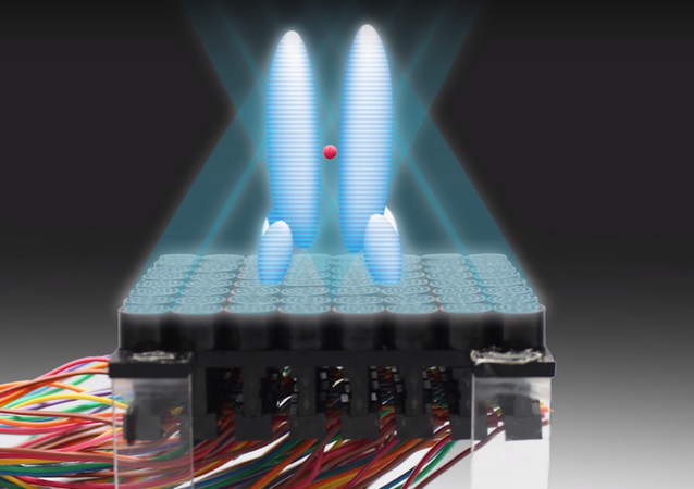Just in time for the latest Star Wars saga, a team of physicists have created a working tractor beam.