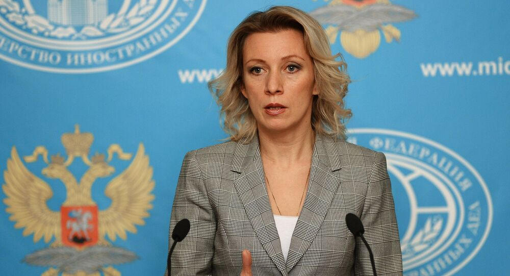 Briefing with Foreign Ministry's spokesperson Maria Zakharova