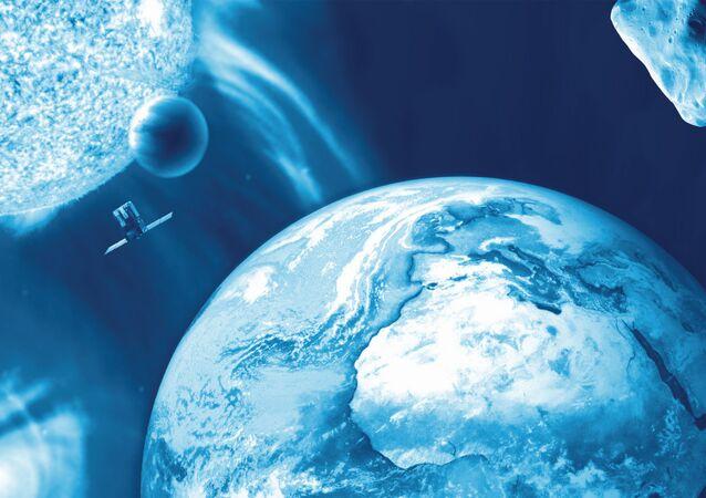 Detecting space hazards