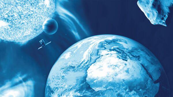 Detecting space hazards - Sputnik International