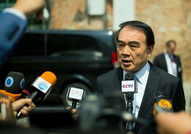 Chinese Deputy Foreign Minister Li Baodong
