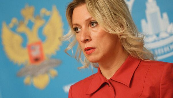 Briefing by Russian Foreign Ministry spokesperson Maria Zakharova - Sputnik International