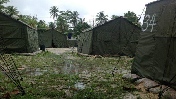 Detention Centre - Sputnik International